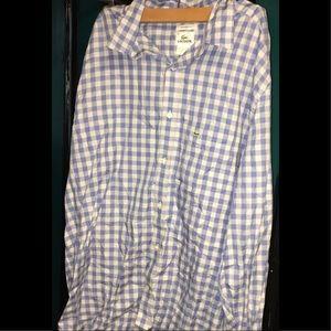 Lacoste button shirt